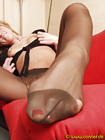 nylons fat free porn